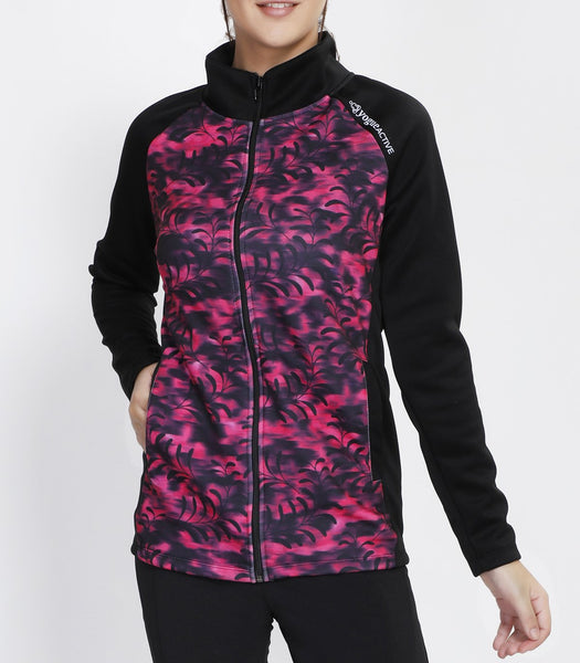 Pink Tornado Slim Fit Jacket