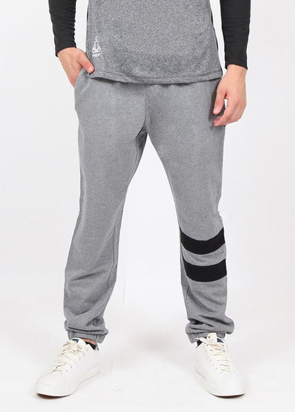 Steel Grey French Terry Joggers