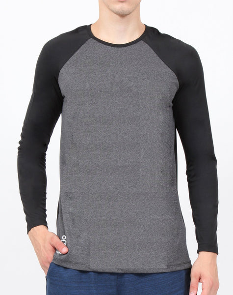 Graphite Full Sleeve T-Shirt