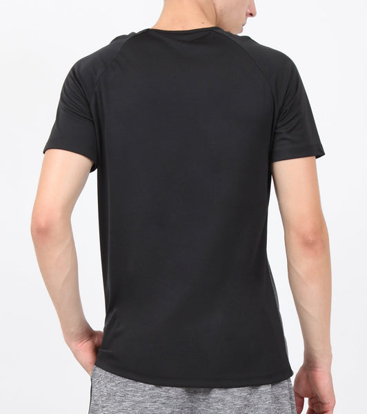 Charcoal Half Sleeve T-Shirt