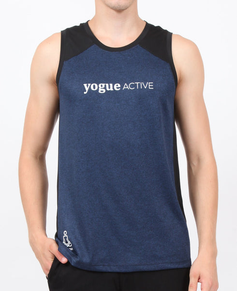Navy Black Sleeveless