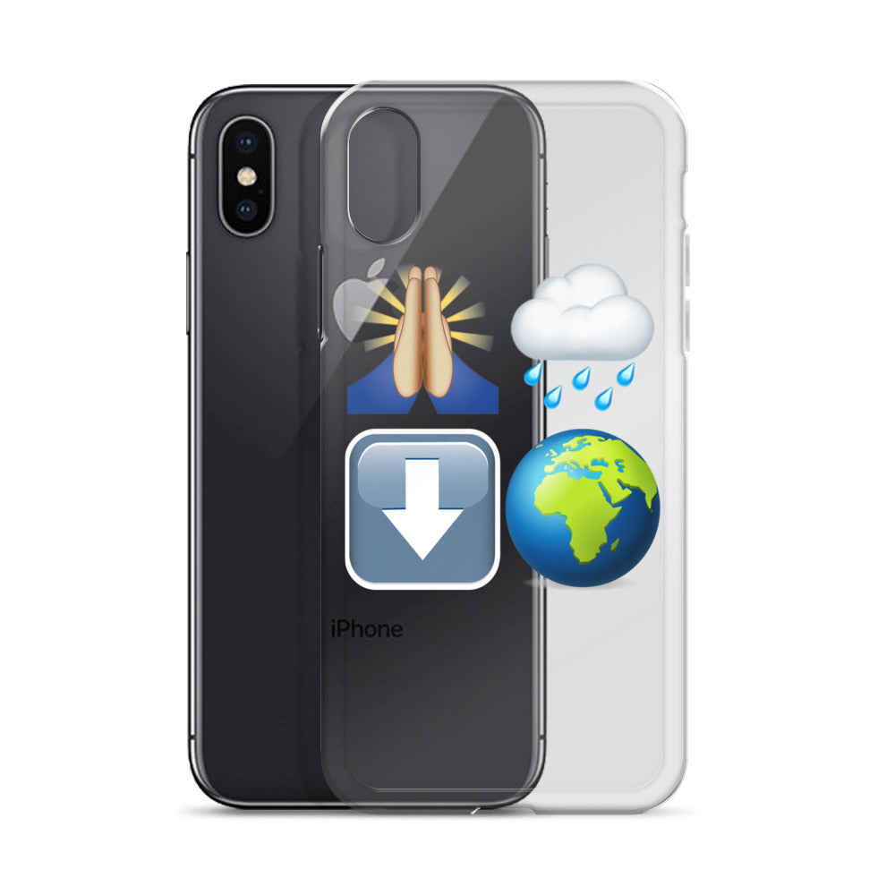 I Bless The Memes Down In Africa - iPhone Case