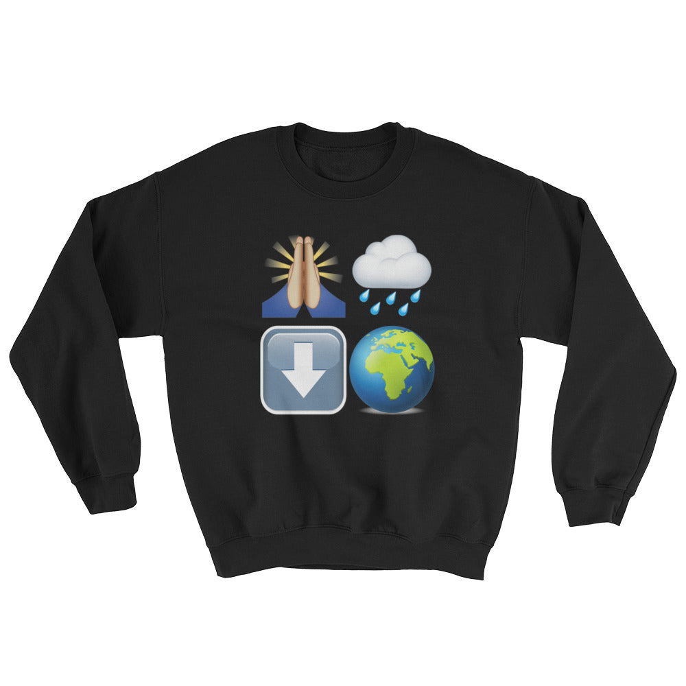 I Bless The Memes Down In Africa - Sweatshirt