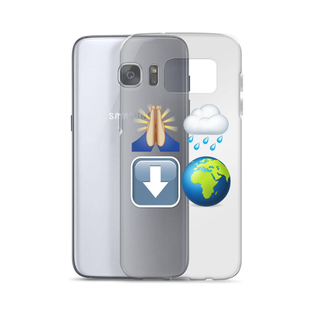I Bless The Memes Down In Africa - Samsung Case