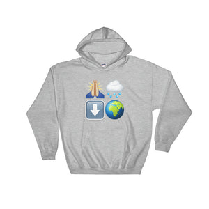 I Bless The Memes Down In Africa - Hooded Sweatshirt
