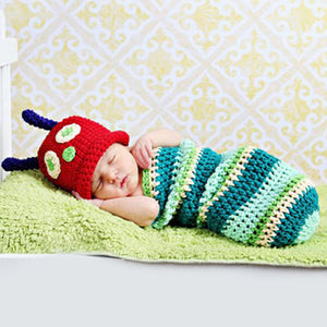 Adorable Caterpillar Baby Outfit
