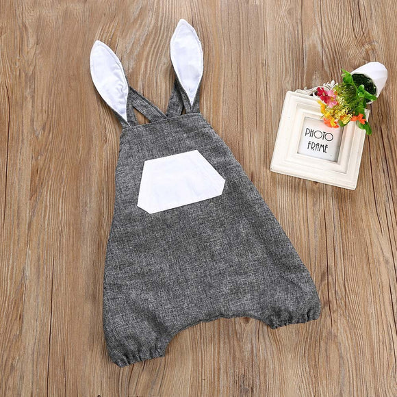 Baby Bunny Overalls