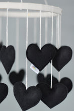 Heart Mobile (Extra Black)