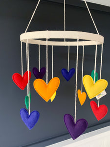 Rainbow Hearts Mobile
