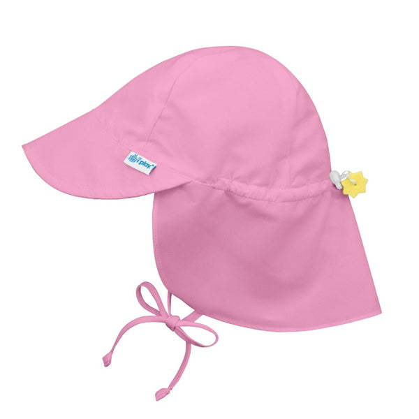 Flap Sun Protection Hat in Light Pink (Min. of 3)