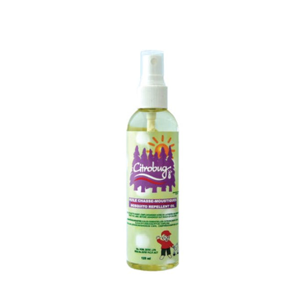 Citro Bug mosquito repellent SPRAY  Health Canada certified (Min. of 12, multiples of 12)