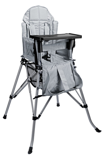 ONE2STAY Grey Portable Adjustable High Chair (Min. of 4 Mix and Match)
