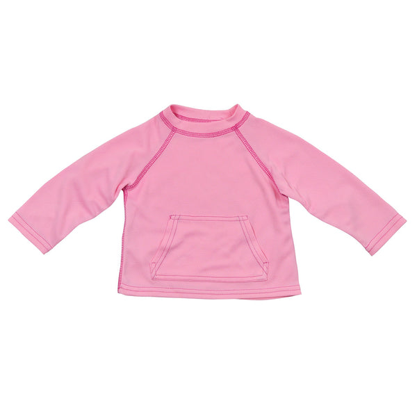 In-Stock Breathable Sun Protection Shirt in Light Pink (Min. of 2)