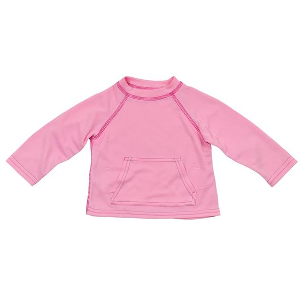 Breathable Sun Protection Shirt in Light Pink (Min. of 2)