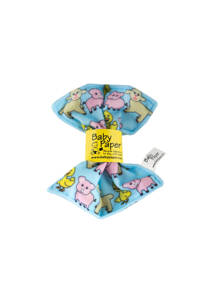 Farm Animals Baby Paper (Min. of 6, multiples of 6)