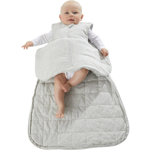 Pre-order Fall 2020! Sleep Sack Duvet Bamboo Heather Grey 2.6 TOG (Min. of 2)