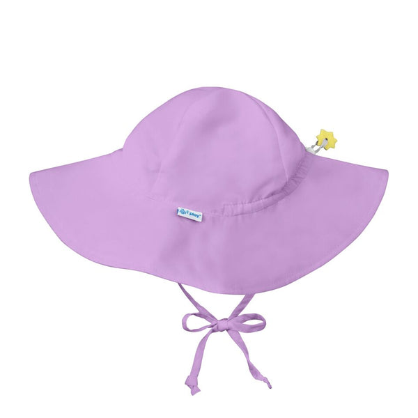 In-Stock Brim Sun Protection Hat in Lavender (Min. of 3, multiples of 3)