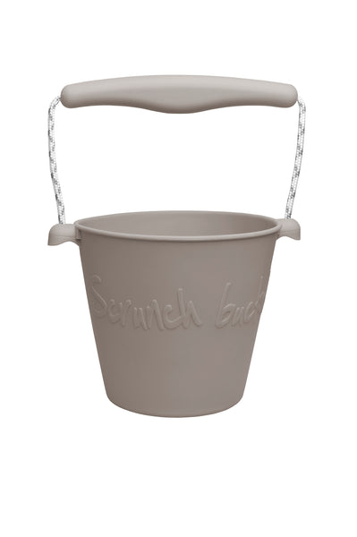 In stock Scrunch Bucket and Spade Warm Grey  (Min. of 2, multiples of 2)