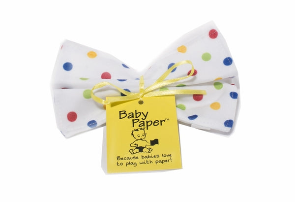 Polka Dot Baby Paper (Min. of 6)