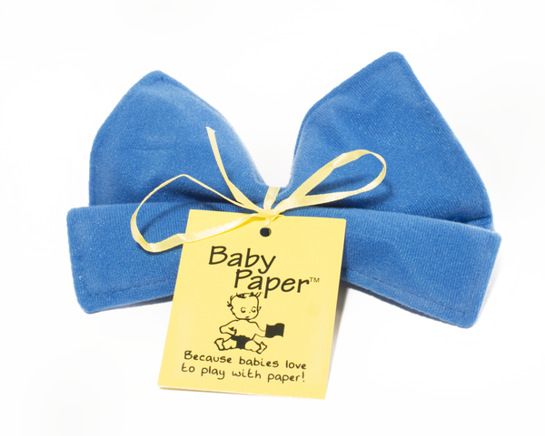 Blue Baby Paper (Min. of 6, multiples of 6)