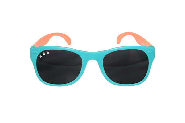 Ro Sham Bo  Shades Fraggle Rock Combo Teal/Coral (Min. of 2 Per Color/Style, multiples of 2)