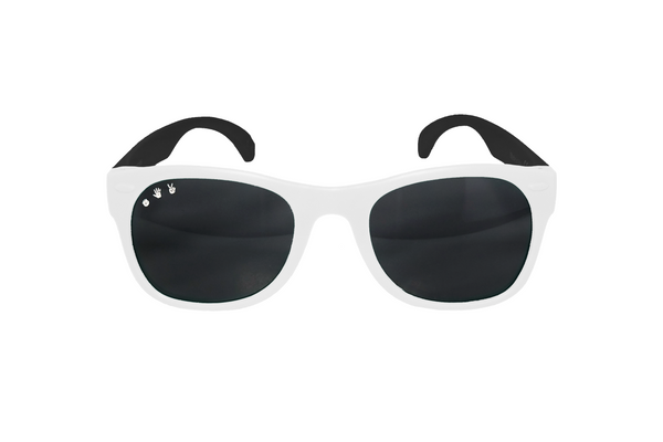 Ro Sham Bo  Shades Free Willy Combo Black/White (Min. of 2 Per Color/Style, multiples of 2)