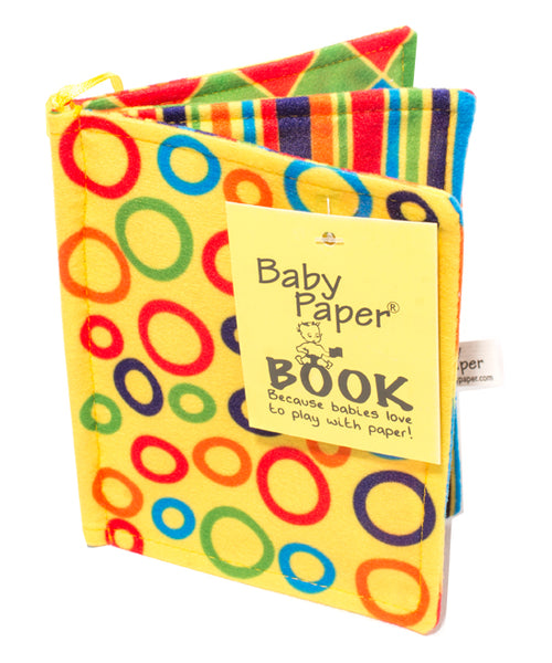 Baby Paper Book (Min.6 of  multiples 6)