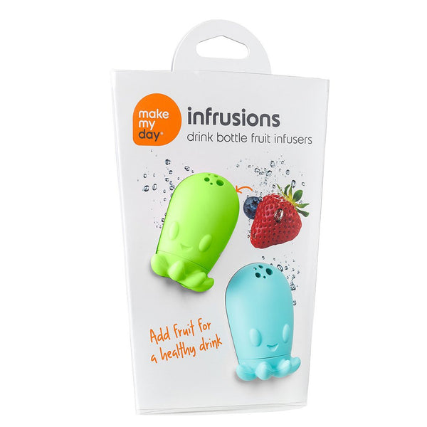 Make My Day Infuser-Green/Blue (Min. of 4, multiples of 4)