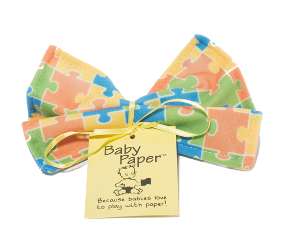 Puzzle Baby Paper (Min. of 6, multiples of 6)