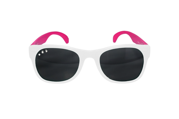 Ro Sham Bo  Shades Rainbow Brite Combo White/Pink (Min. of 2 Per Color/Style, multiples of 2)