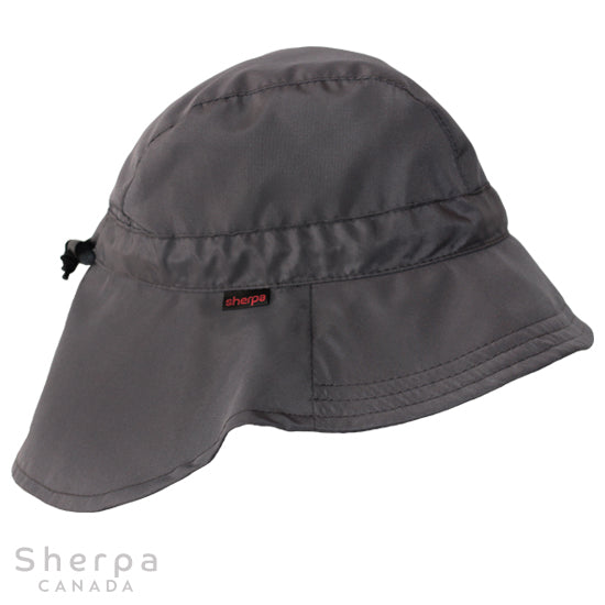 Nylon Sport Hat Grey (Min. of 2, Multiples of 2)