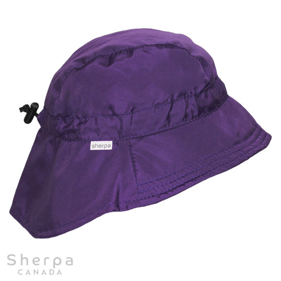 Nylon Sport Hat Purple (Min. of 2, Multiples of 2)