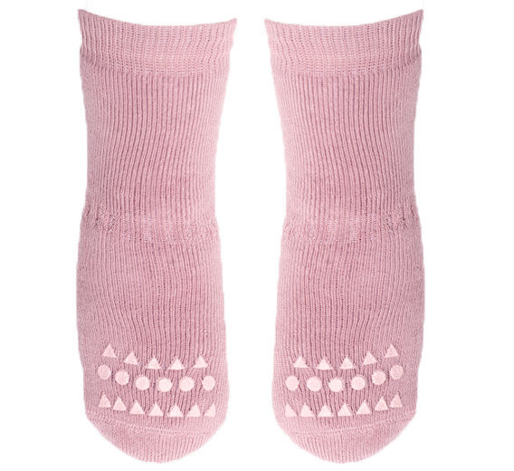 GoBabyGo Non-Slip Socks - Cotton (Min. of 2, multiples of 2)
