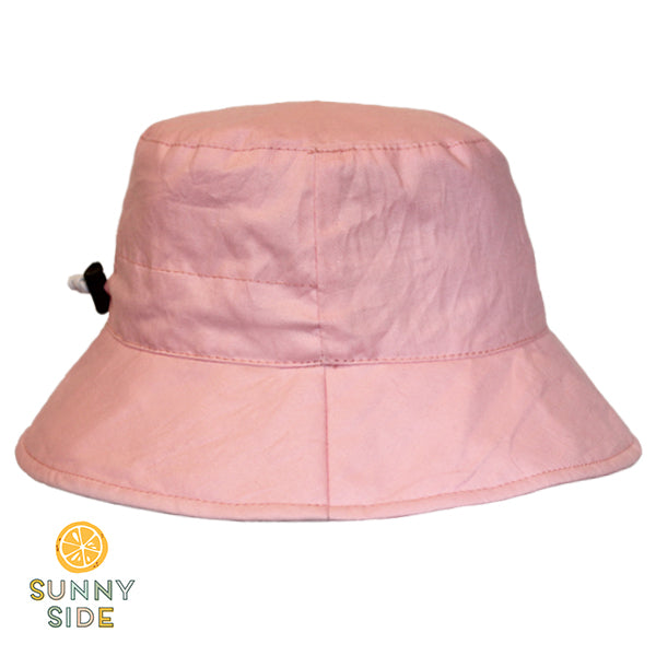 Bucket Hat Pink (Min. of 2, Multiples of 2)