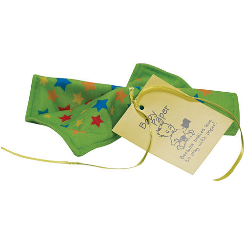 Green Stars Baby Paper (Min. of 6, multiples of 6)
