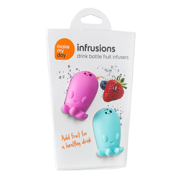 Make My Day Infuser-Purple/ Blue   (Min. of 4, multiples of 4)
