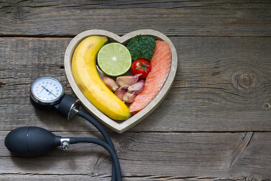 Food That Help Maintain Healthy Blood Pressure
