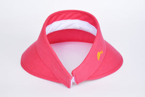 Sanur Wide Brim Visor (available in 4 colours)