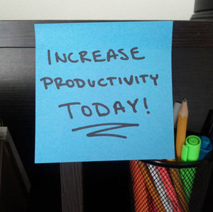 5 Tips to Increase Productivity - Esoteric Gentleman's Club