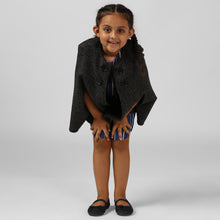 Load image into Gallery viewer, Grey Felt Mini Me Snuggle Cape