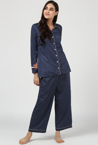 Silky Moods Play Up Night Suit