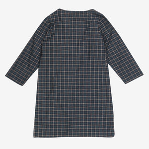 Green Checkered Mini Me Shrug