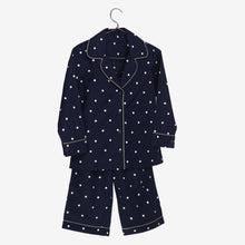 Load image into Gallery viewer, Night Tales Polka Mini Me Night Suit