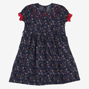 Paisley Floral Print Mini Me Dress