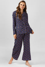 Load image into Gallery viewer, Riding High Pajama Party Night Suit