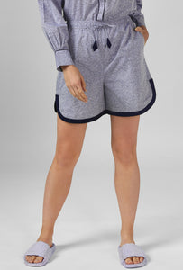 Square Print Snuggle Up Night Suit
