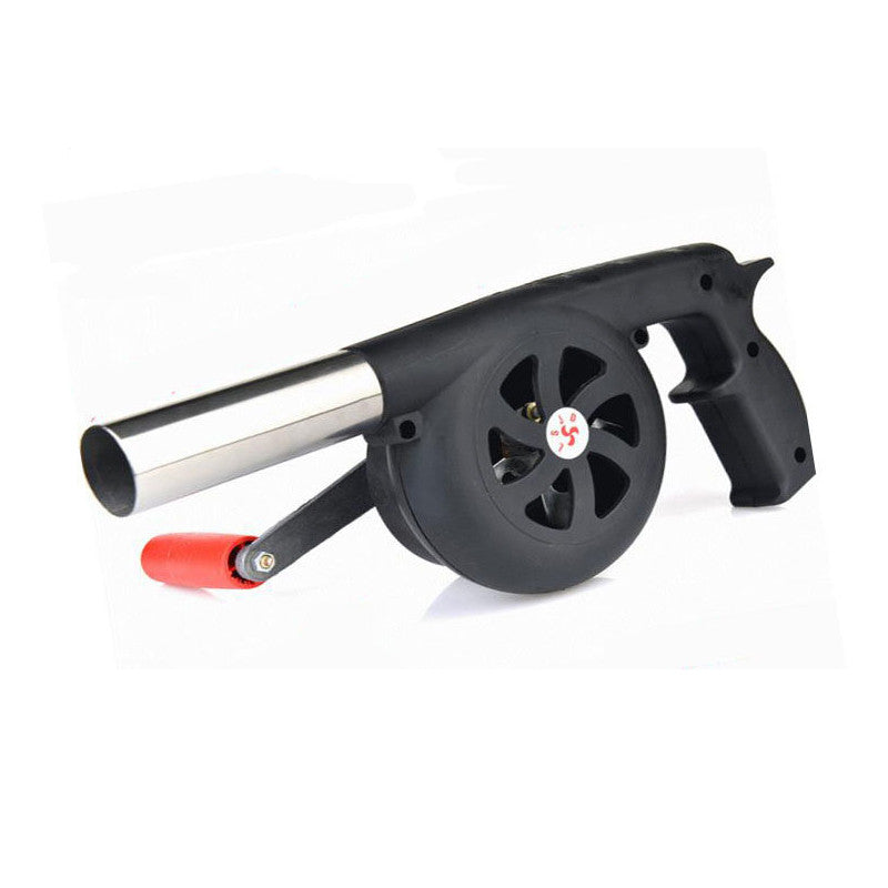Outdoor Cooking BBQ Fan Air Blower