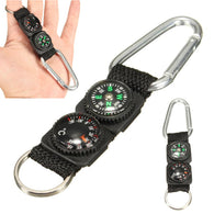Mini Multi function Hiking Travel Compass
