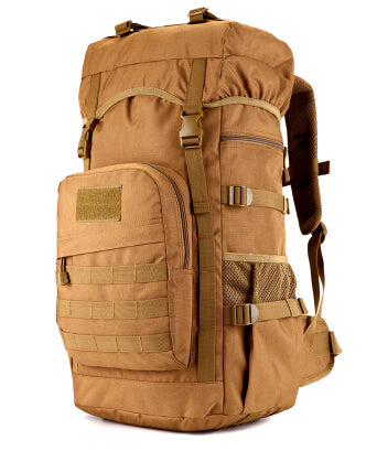 Tactical Large Capacity Unisex Mountaineering Bag