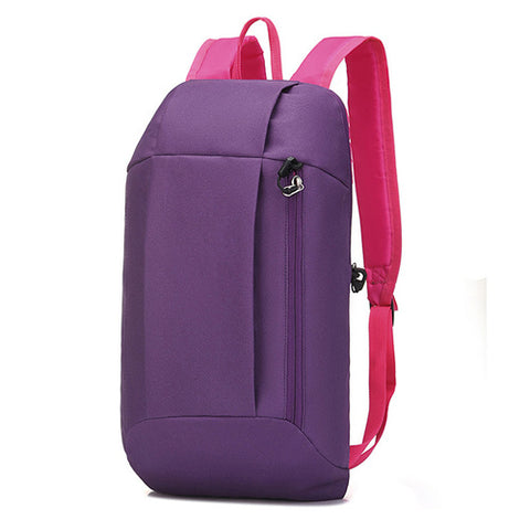 Stylish 10L Travel Backpack Portable Bag Multi Color